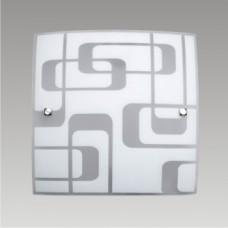 1384 QIDO 1xE27/60W 280x280 Плафонска светилка