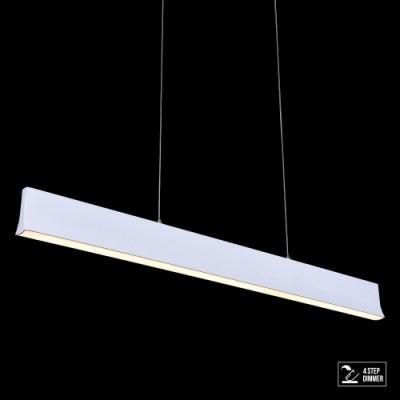 18414 ОБЛО ЛЕД/30W,4000K,matt white висечка светилка