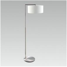 37407 SICILIA 1xE27/100W,Chrome/White подна светилка
