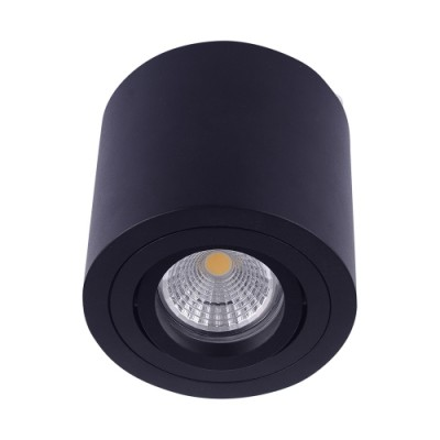 48607 АЛМАН 1ХГУ10/МАКС.50W,црни таванска светилка