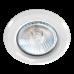 48616 ДАУНЛИГХТ Вградна светилка ГУ10/50Њ мат бело