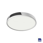 49025 LENYS LED/12W,4000K,IP44,хром/бела таванска светилка