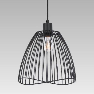 75559 ПОНИ 1ХЕ27/40W,црно висечка светилка